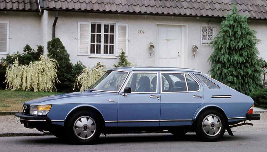 SAAB 900 Combi - Coupe 5 uși - 1979