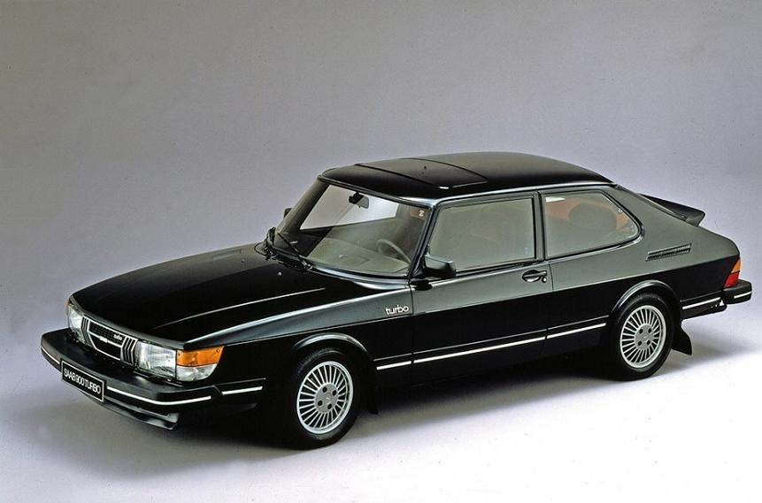 SAAB 900 Turbo Combi - Coupe 3 uși - 1980