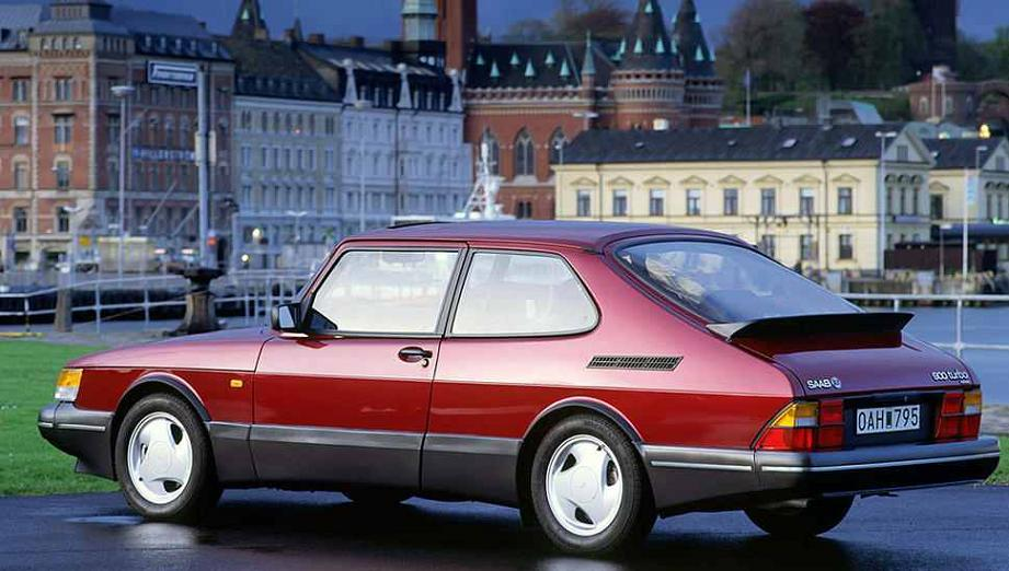 SAAB 900 Turbo 16 S Combi - Coupe 3 uși - 1987