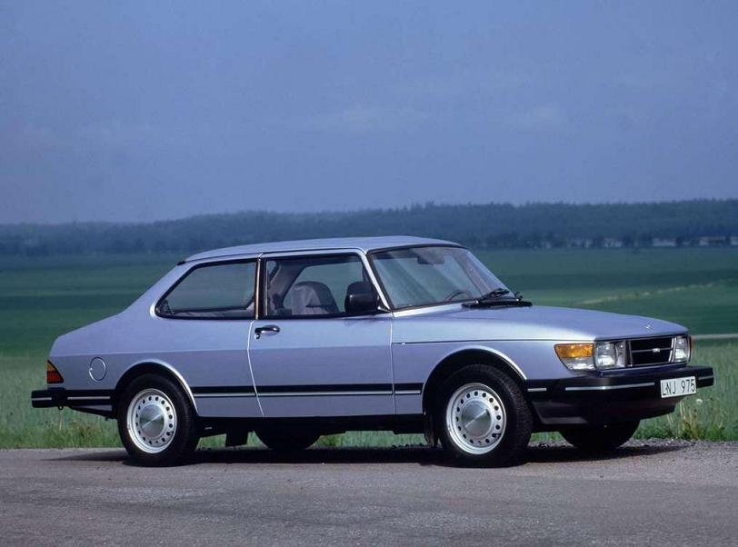 SAAB 90 - 1985