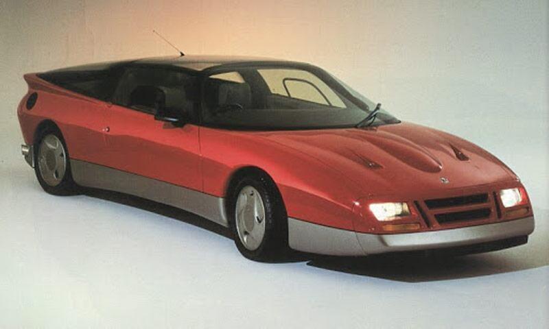 SAAB EV-1 - 1985