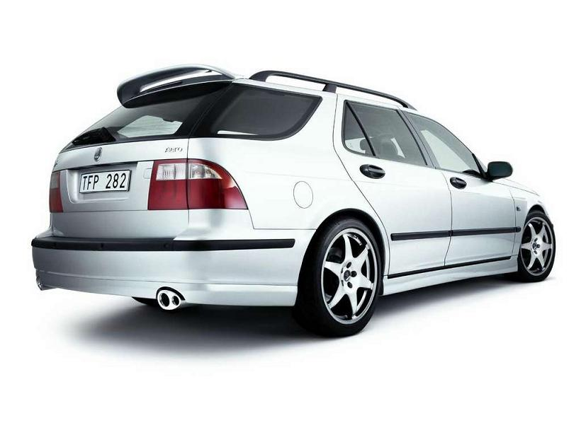 SAAB 9-5 Aero Station Wagon - 2002