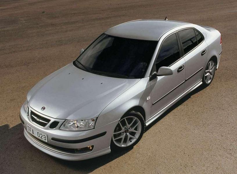 SAAB 9-3 Sedan - 2005