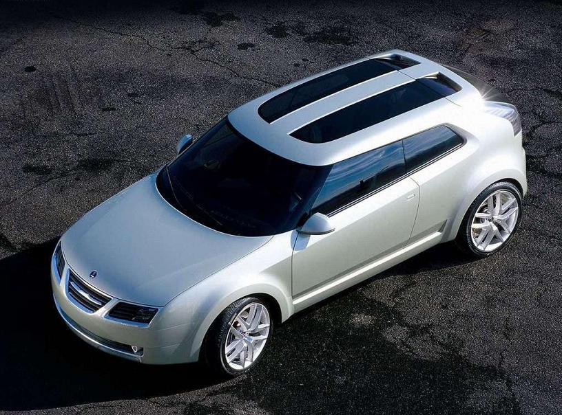 SAAB 9-3X Concept Car - 2002