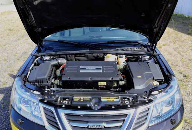 Motor SAAB 9-3 Electric