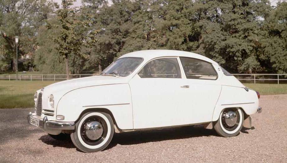 SAAB 96 - 1960