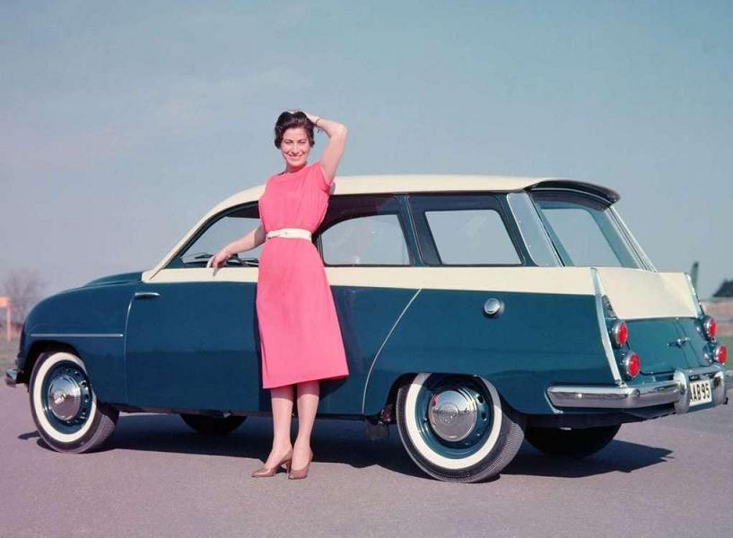 SAAB 95 - 1960