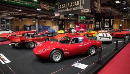 SALONUL RETROMOBILE PARIS 2018
