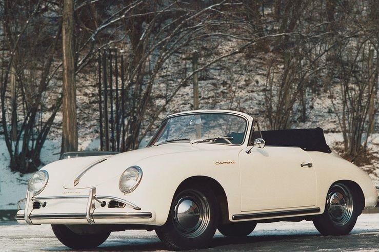 Porsche 356A Carrera Cabrio 1956