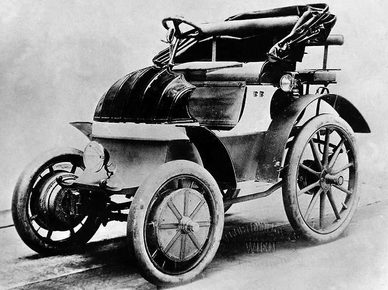 Lohner Porsche Mixte 1900A