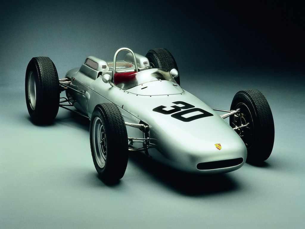 Porsche 804 1962