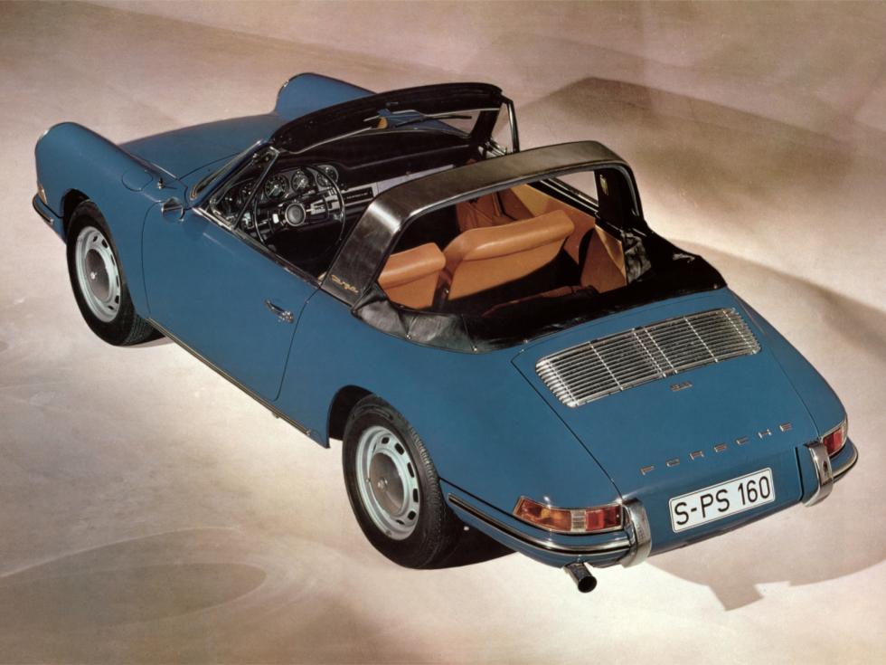 Porsche 911 Targa Softtop 1966