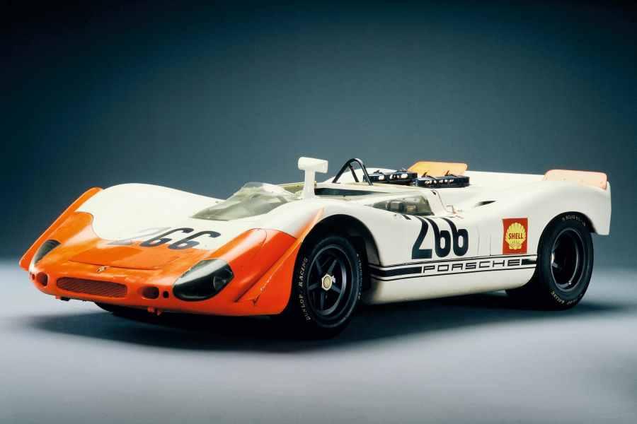 Porsche 908 1969