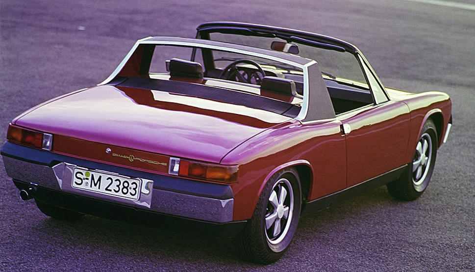 Porsche 916 1970
