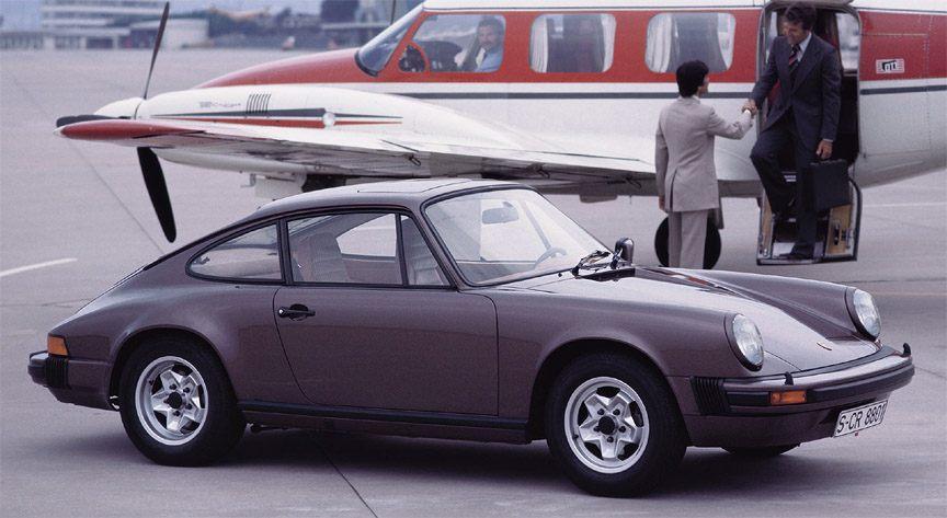 Porsche 911 Carrera 3.0 1978