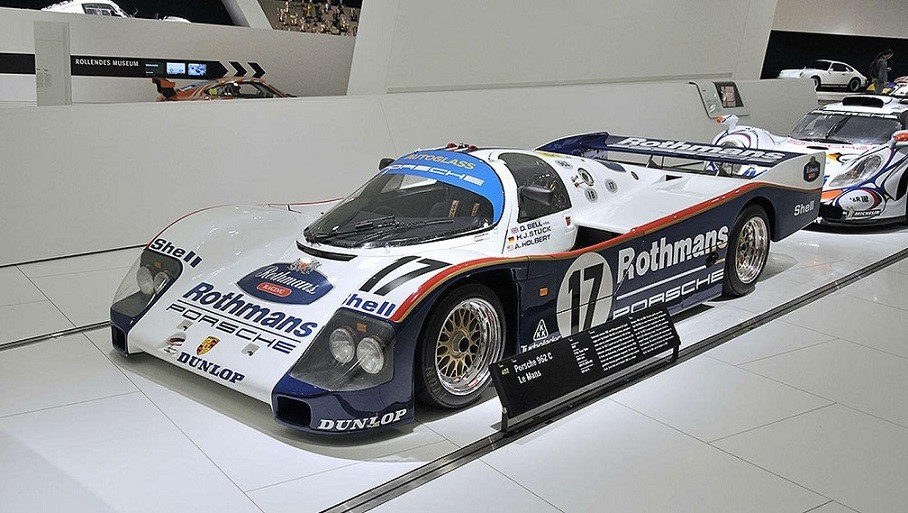 Porsche 962C LeMans