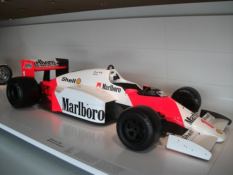 McLaren MP4-2 Porsche TAG 1984