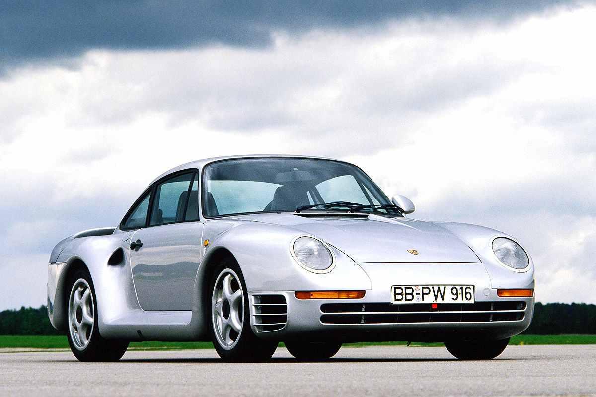 Porsche 959 1985