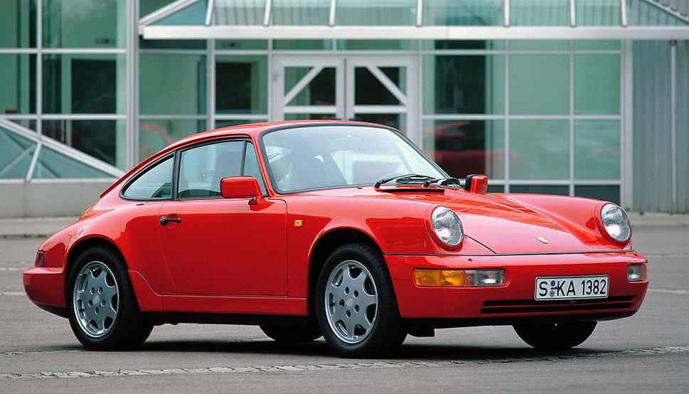 Porsche 911 Carrera 4 1988