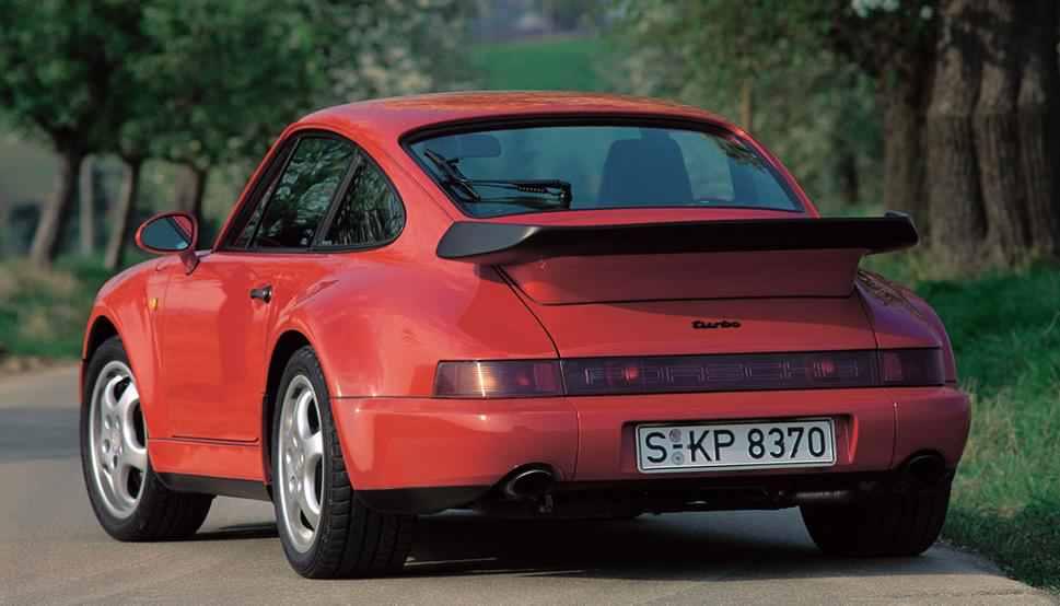 Porsche 911 Turbo 1990