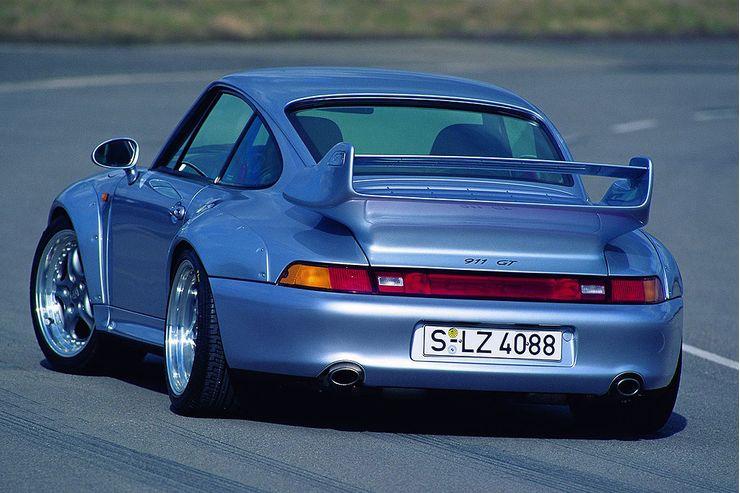 Porsche 911 GT2 1995