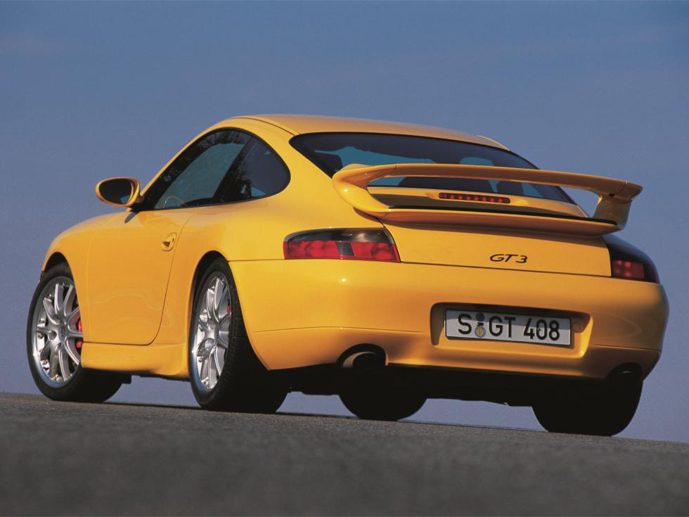 Porsche 911GT3 1999