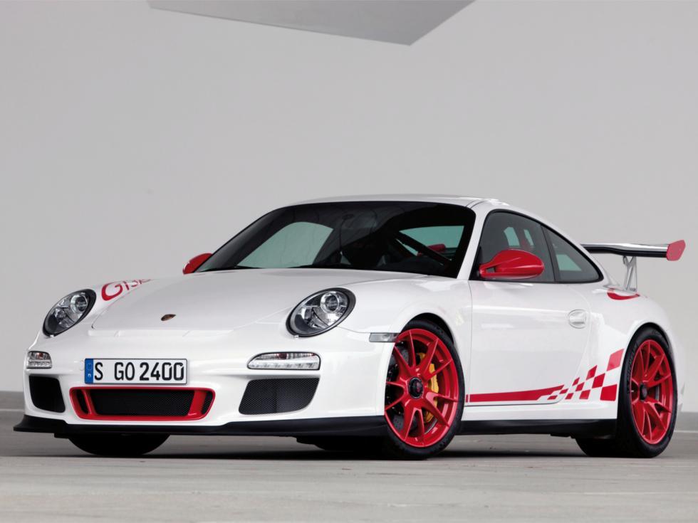 Porsche 911GT3 RS 2007