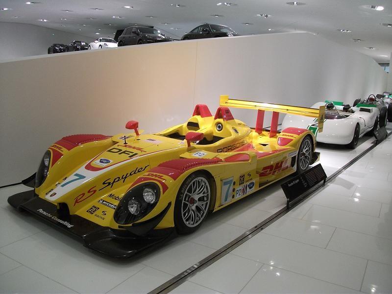 Porsche RS Spyder 2006