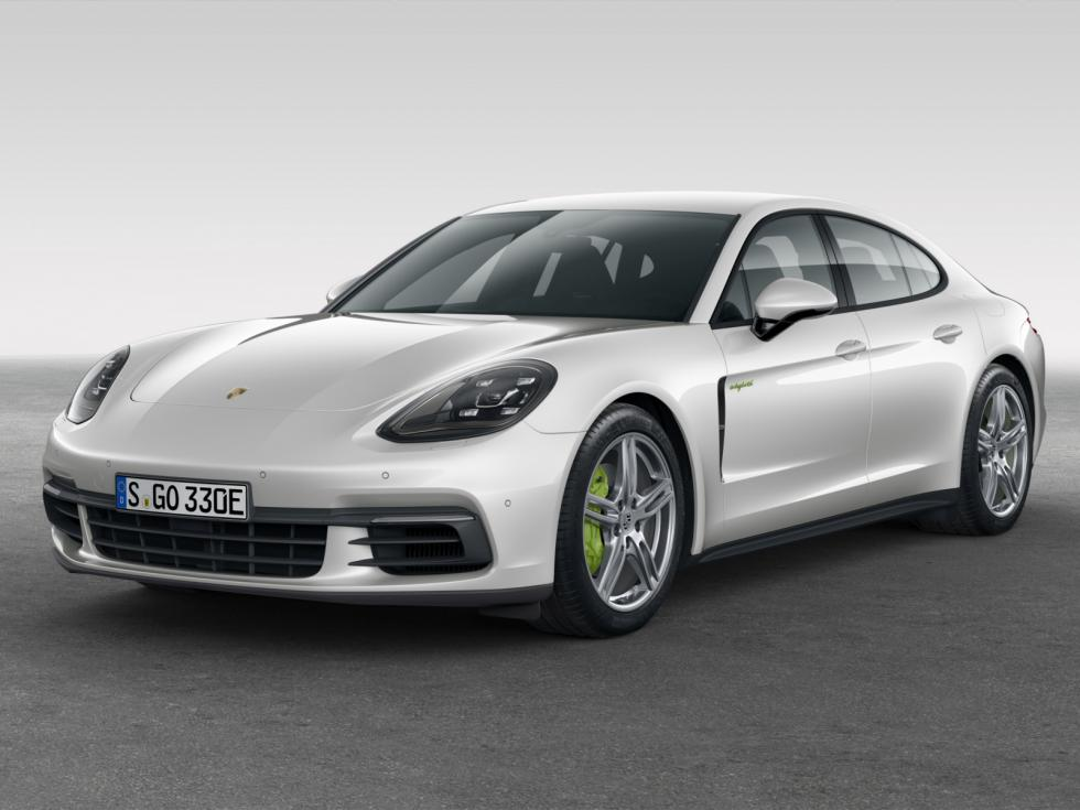 Porsche Panamera 4E Hybrid 2016