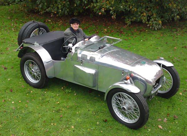 Lotus MK IV