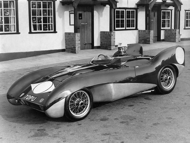 Lotus Mk IX