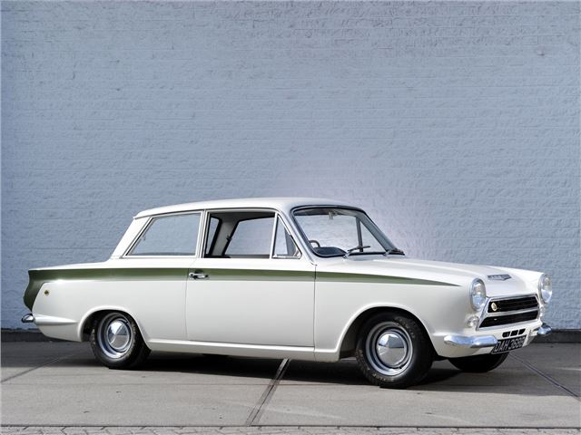 Ford Lotus Cortina MK I