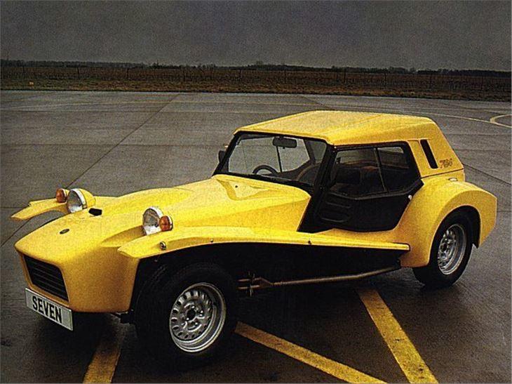 Lotus 7 S4