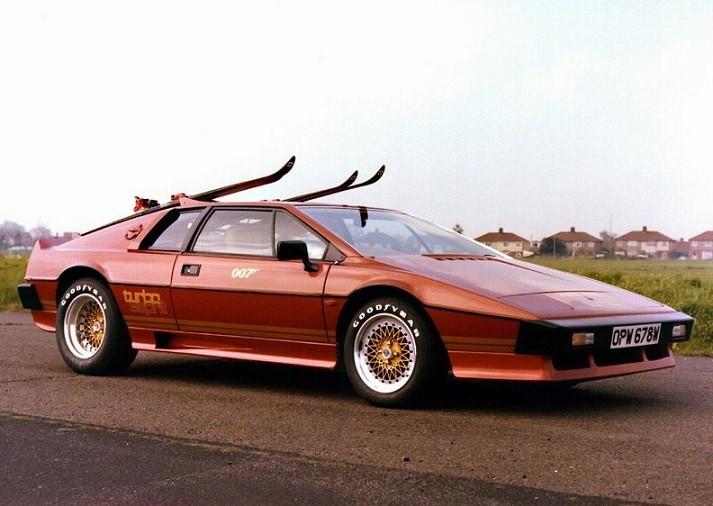 Lotus Esprit Turbo Film Numai pentru ochii tai