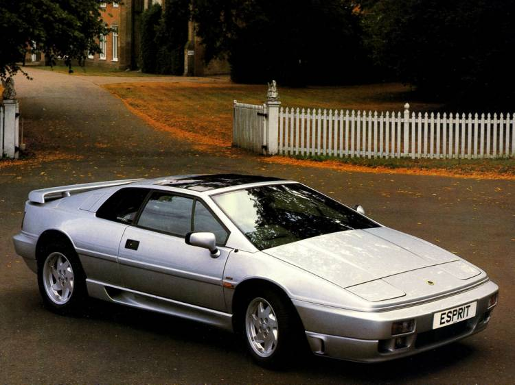 Lotus Esprit Turbo SE S3