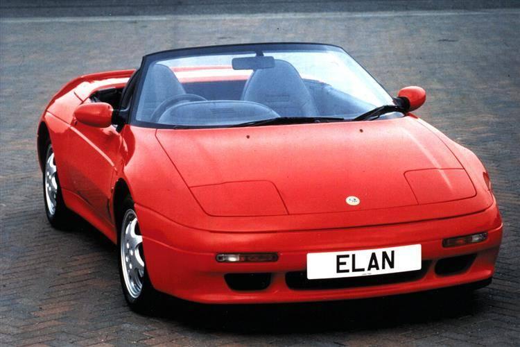 Lotus Elan II