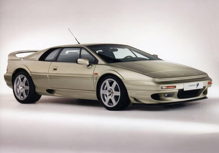 Lotus Esprit V8 S4