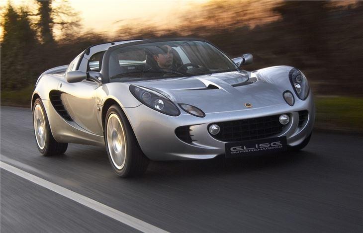 Lotus Elise SC S2