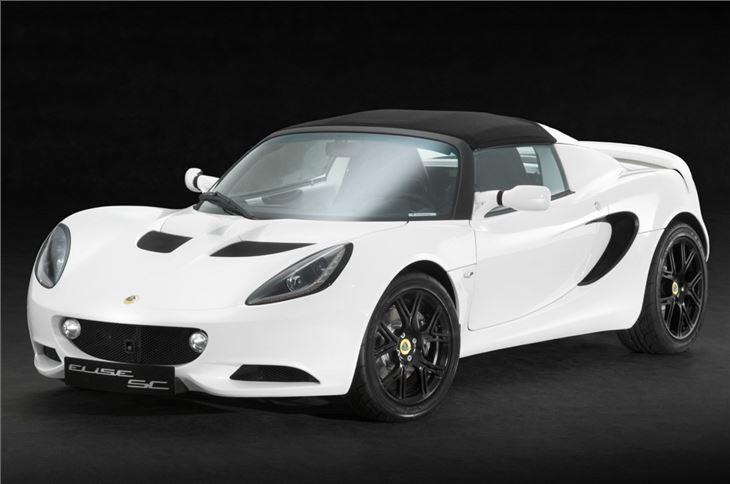 Lotus Elise SC S3