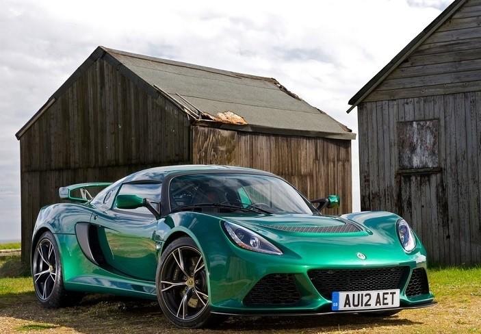 Lotus Exige V6 Cup S3