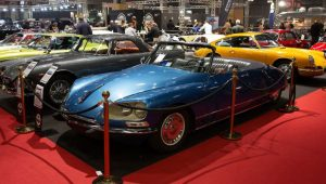 Salonul Retromobile Paris 2019