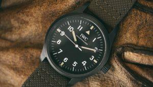 IWC Pilot's Watch Mark XVIII Edition Hodinkee