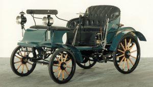 Opel Patent Motorwagen System Lutzmann 1899