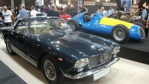 SALONUL AUTO E MOTO D EPOCA PADOVA 2019