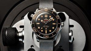 Un nou model de ceas Omega pentru James Bond
