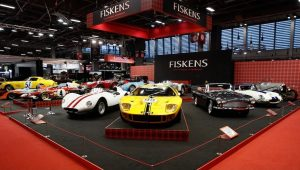 SALONUL RETROMOBILE PARIS 2020