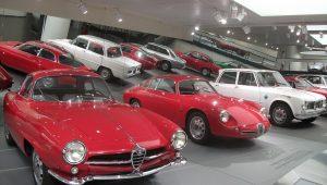 Muzeul Alfa Romeo La macchina del tempo