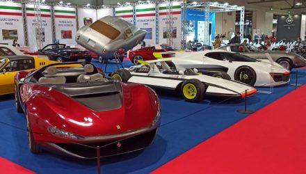 Salonul Milano AutoClassica 2020
