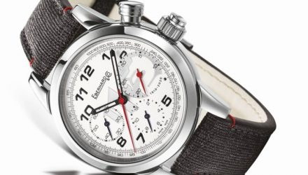 Eberhard & Co. Alfa Romeo 110th Anniversary Limited Edition
