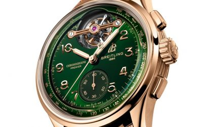 CRONOGRAFUL BENTLEY LIMITED EDITION DE LA BREITLING